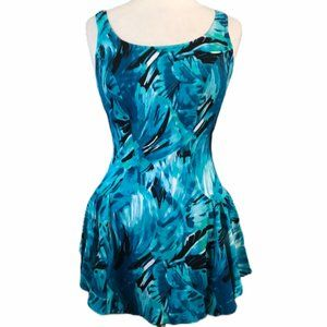 Azul Maxine Hollywood  Swim One Piece Dress